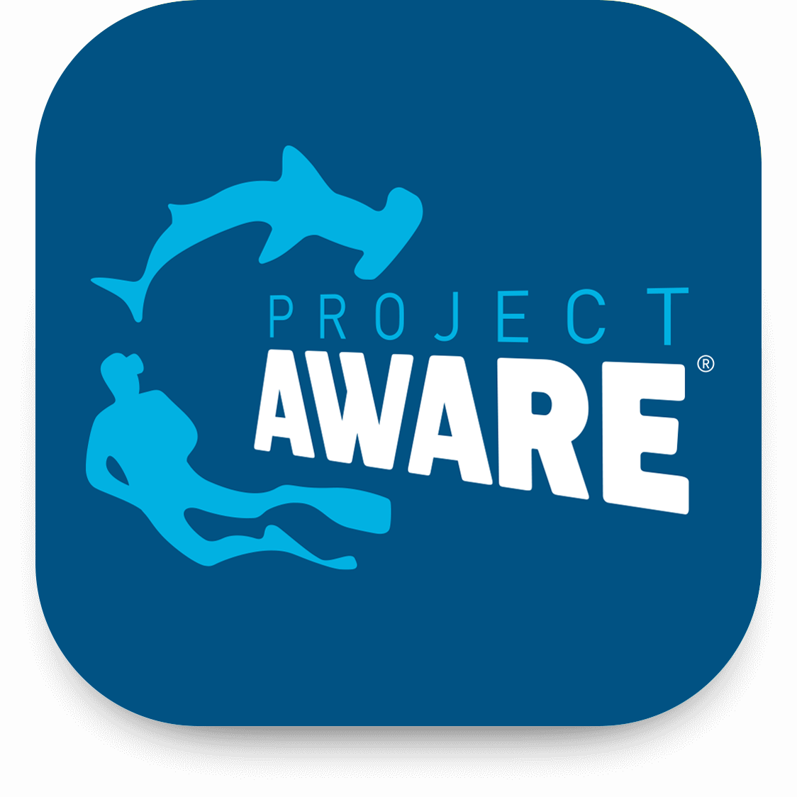 Project AWARE App Icon