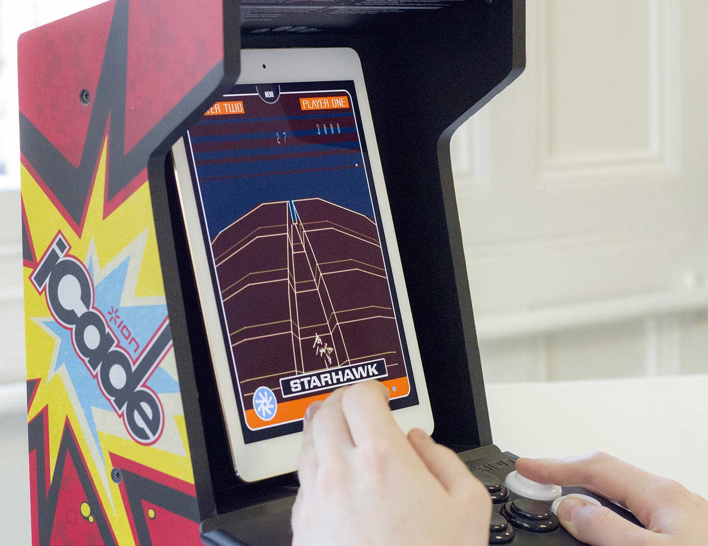 Vectrex Regeneration App